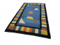 Mobile Preview: Gabbeh Teppich 181 x 118 cm