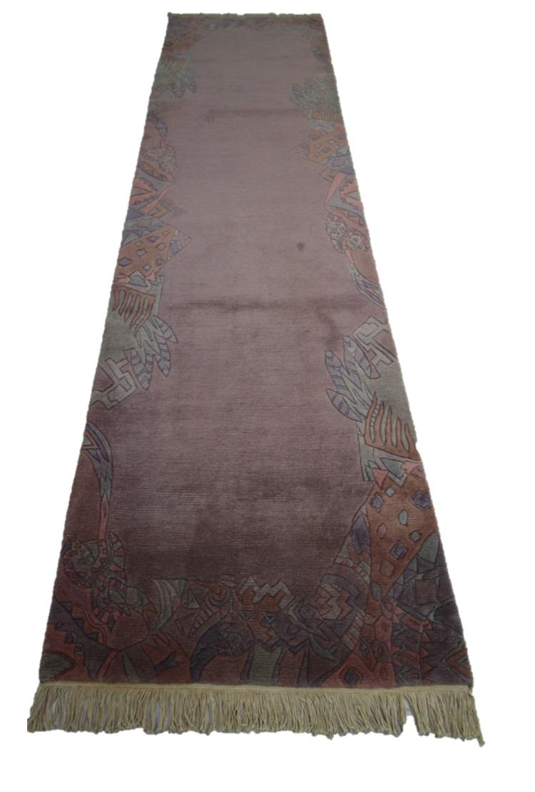 Teppichland Online Nepal Teppich 382 X 112 Cm